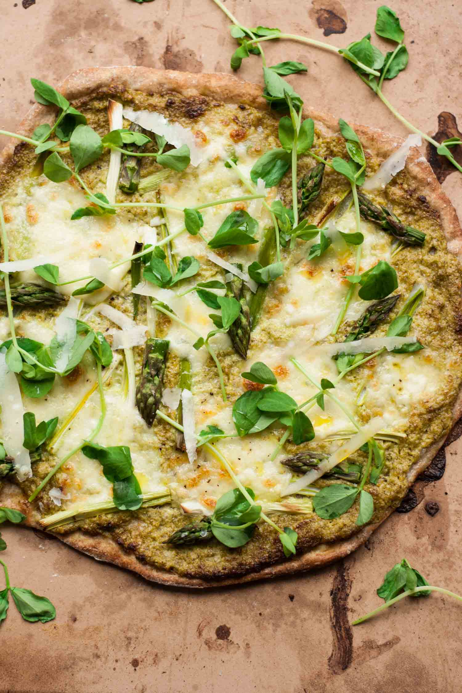 recipe: pesto pizza recipe [20]