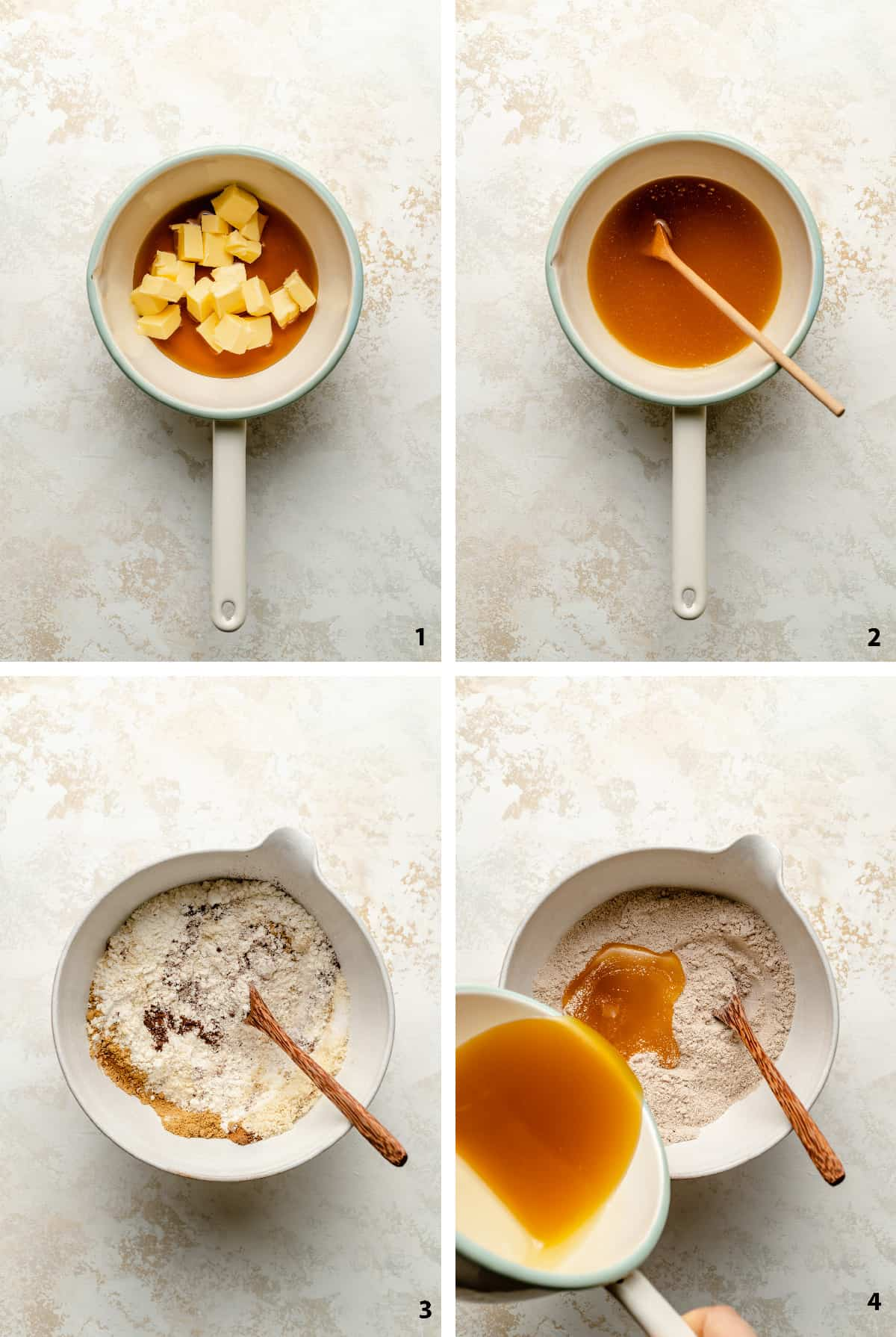 Chocolate Dipped Lebkuchen - these easy ginger spiced cookies make the perfect Christmas treat or edible gift! | eatloveeats.com