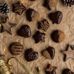 Chocolate Dipped Lebkuchen