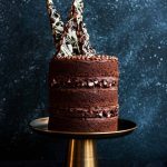 Rocky Road Layer Cake