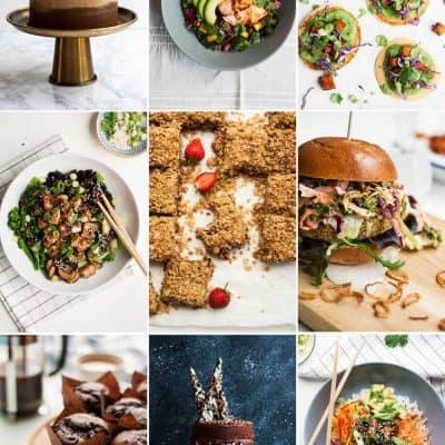 Top 10 Recipes of 2016!